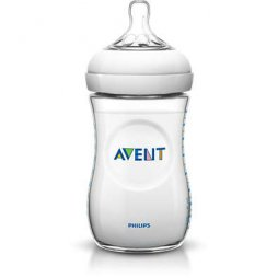 Avent Biberon Natural +1M 260ml