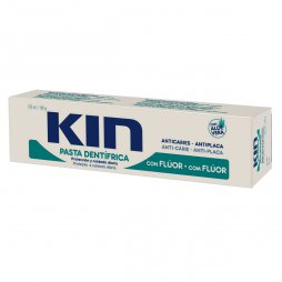 Kin Dentifrico Antiplaca-Anticaries 125