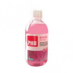 Phb Enjuague Bucal Gingival Encias 500ml