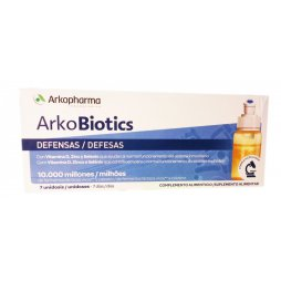 Arkobiotics  Adultos Defensas 7 Unidosis