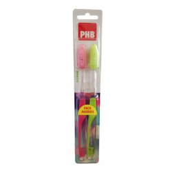 Phb Cepillo Plus Suave Duplo
