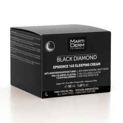 Martiderm Black Diamond Epigence 145 Sleeping Cream