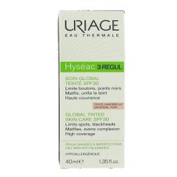 Uriage Hyseac 3 Regul SPF30Color 40ml
