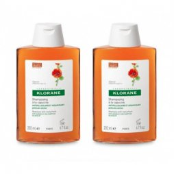 Klorane Duplo Anticaspa Capuchina 2X200ml