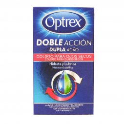 Optrex Doble Acción Ojos Secos 10ml
