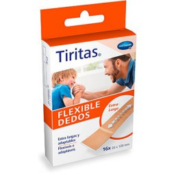 Tiritas Dedos Extra Larga 120x20mm