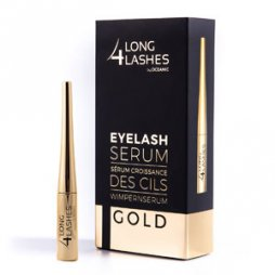 Long 4 Lashes Sérum Gold 4ml