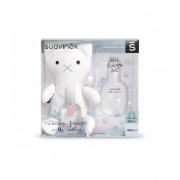 Suavinex Set Colonias 100ml+50ml con Gatito