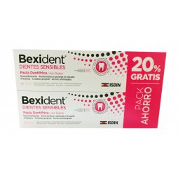 Bexident Duplo Dientes Sensibles 75ml +75ml
