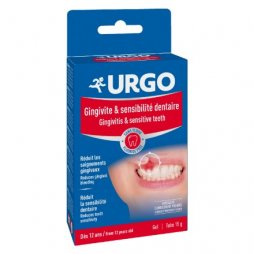 Urgo Gingivitis Gel 15gr